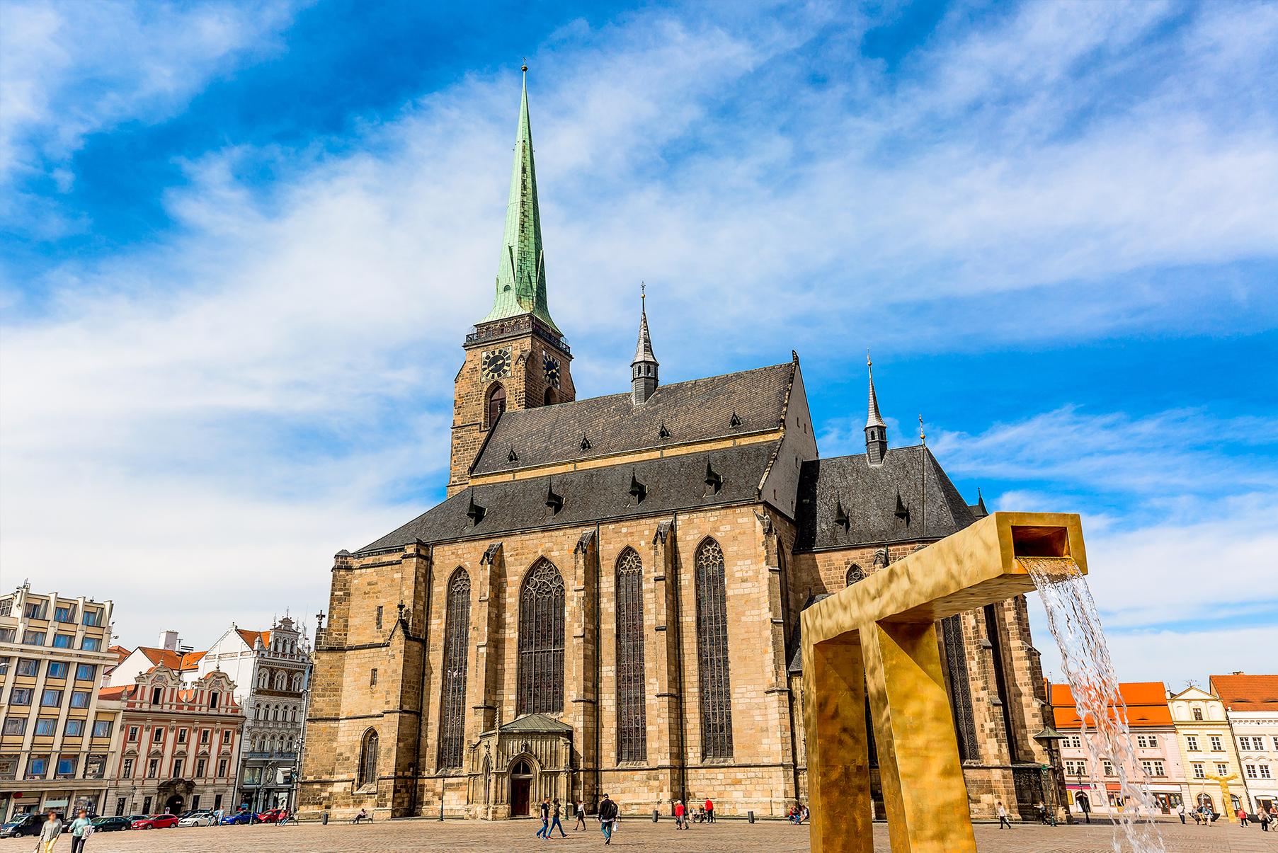 Plzeň -  centrum